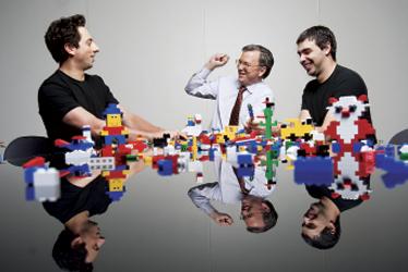 Google e a LEGO