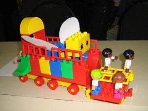 Certificação Intenacional da Lego Education