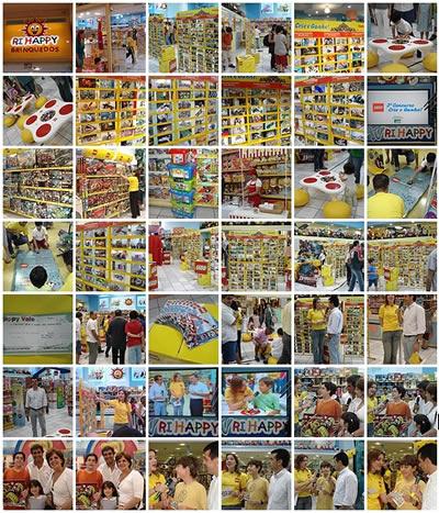 Fotos Concurso LEGO e RiHappy
