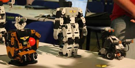 Campus Party - Robótica