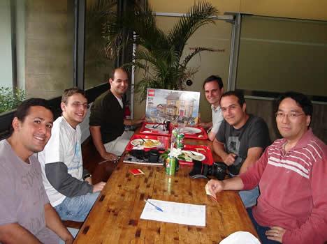LUG Brasil - 1o Encontro de Colecionadores Brasileiros de LEGO