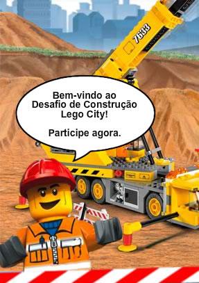 Desafio de Construção LEGO® City